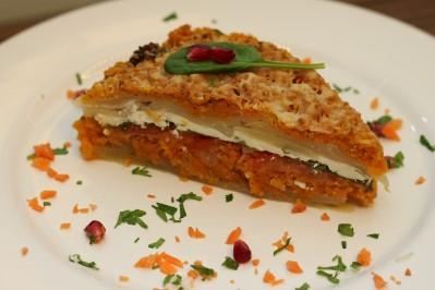 Mrkvovo zelné lasagne