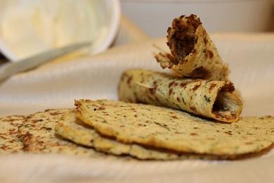 Karfioláky – nízkosacharidové tacos